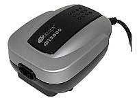 Resun AIR-3000 Компрессор без регулировки двухканальный для аквариума до 200л