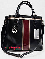 Женская сумка на два отдела, фото 1