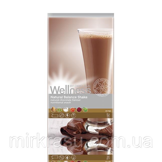 Сухая смесь для коктейля «Нэчурал Баланс-Шоколад» от Wellness Орифлейм - Интернет-магазин «Мир КРАСОТЫ» в Харьковской области
