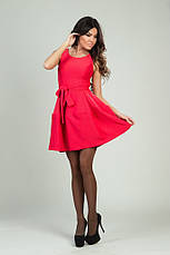 Платье соты трикотаж без рукавов , фото 2