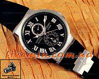 Наручные часы Ulysse Nardin Maxi Marine Chronometer Silver Black