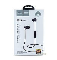 Bluetooth наушники с микрофоном Hoco ES13 Plus Exquisite Sports Black