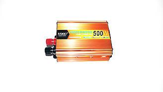 UKC 500W 12/220В GOLD Преобразователь напряжения  инвертор