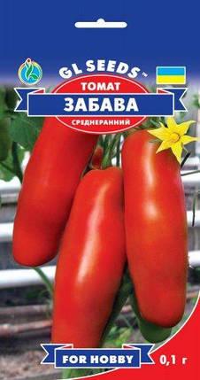 Томат Забава, пакет 0,1 г - Насіння томатів, фото 2