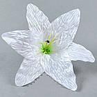 Головка лилии  NY 005 (100 шт./ уп.) Искусственные цветы оптом, фото 3
