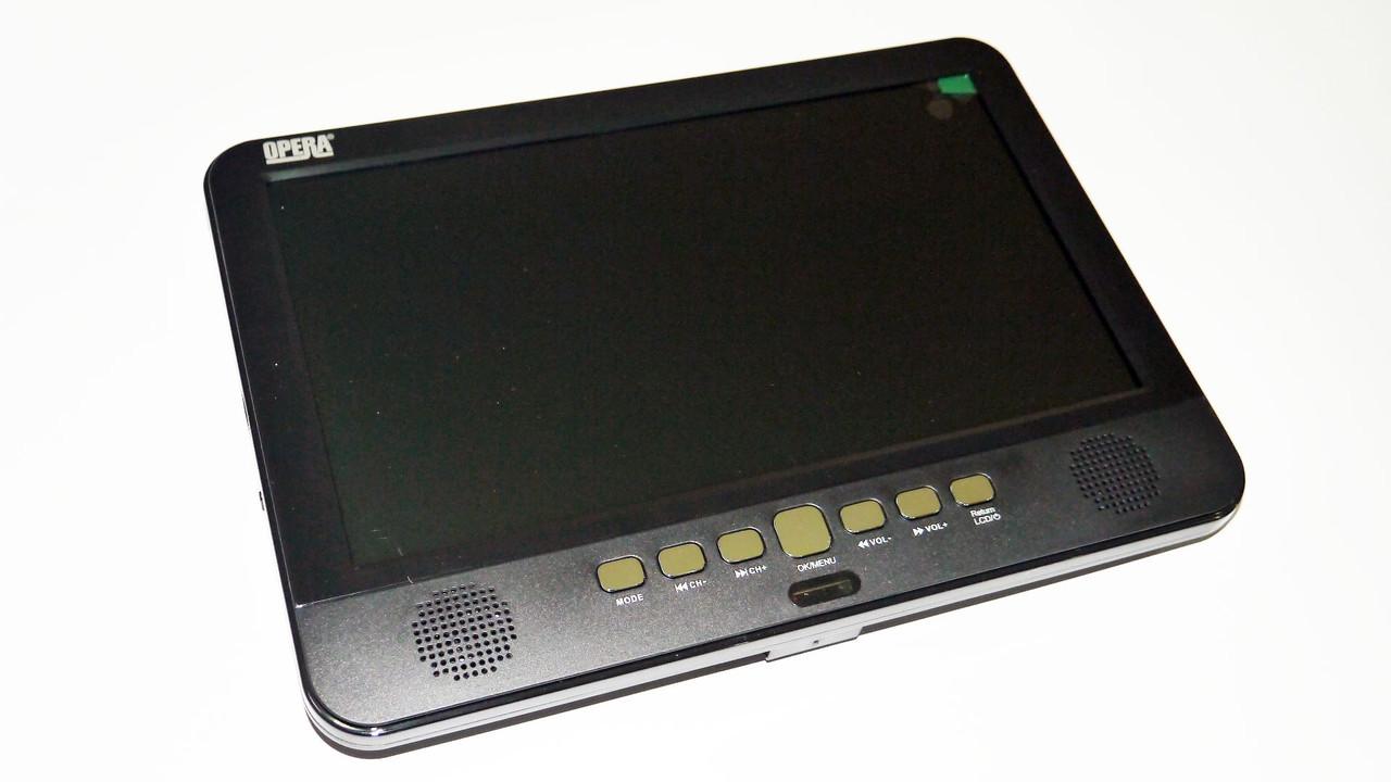 "10"" Opera 1001 Портативный TV USB+SD (без батареи)"