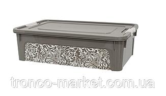 Алеана Контейнер Smart Box с декором 14 л. Home, фото 2
