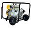 Бензиновая мотопомпа Forte FPTW30 (для грязной воды), фото 2