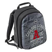 Школьный ортопедический рюкзак для мальчика 4-7 класс, фото 1