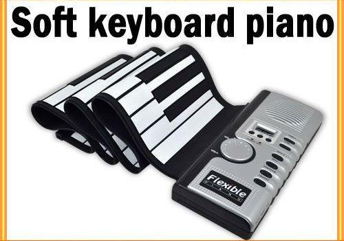 """Гибкая MIDI клавиатура, синтезатор, пианино, 49 кл - Интернет-магазин """"Ценовал"""" в Львове"""