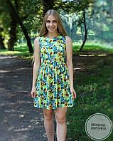 Легкое женское летнее платье