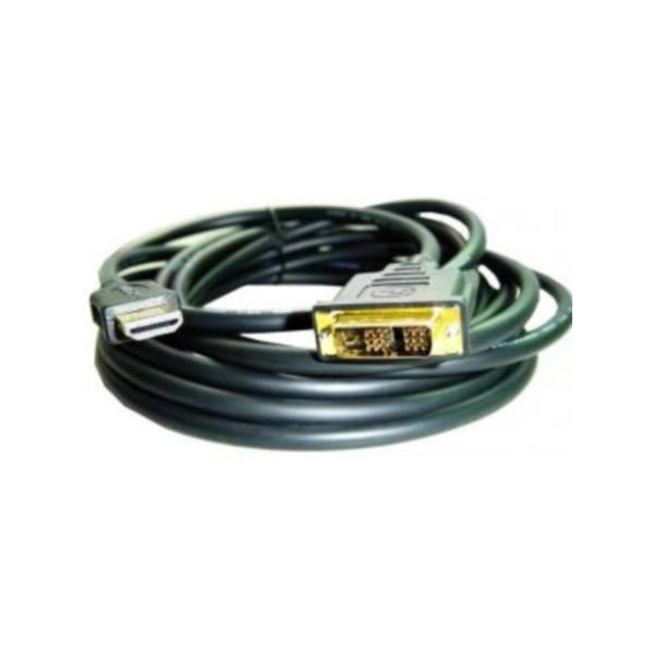 Кабель сигнальний Cablexpert CC-HDMI-DVI-6