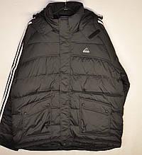 Мужской зимний пуховик Adidas