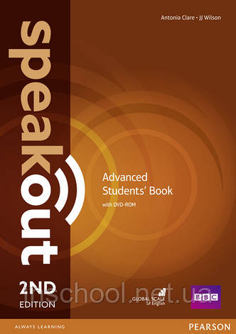 Speakout 2nd Edition Advanced Coursebook with DVD Rom ISBN: 9781292115900, фото 2
