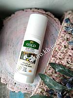 Крем-краска для белой спортивной обуви из кожи и ткани Gold Care 75 мл