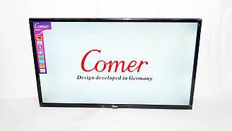 "LCD LEDSmart TV 32""Телевизор Comer , WiFi, 1Gb Ram, 4Gb Rom, T2, USB/SD, HDMI, VGA, Android 4.4+ПОДАРОК"