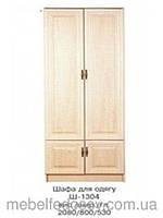 """Шкаф для одежды Ш-1304 """"Юниор-1"""" (БМФ)"""