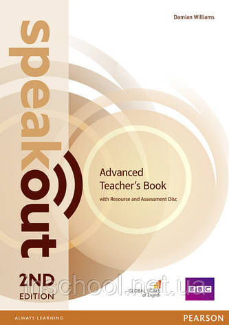 Speakout 2nd Edition Advanced Teacher's Guide with Resource & Assessment Disc ISBN: 9781292120133, фото 2