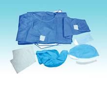 Одежда одноразовая (нетканные / полиэтиленовые изделия)