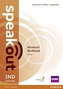 Speakout 2nd Edition Advanced Workbook with Key ISBN: 9781447976660