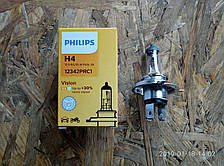Автолампа Н4 12V 60/55W PHILIPS PREMIUM
