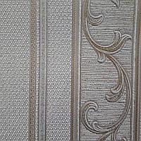 Обои 3622-01 виниловые на флизелиновой основе ширина 1.06,в рулоне 5 полос по 3 метра., фото 1