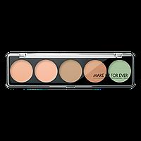 Маскировочный набор «Camouflage Cream Pallette 5» (Make Up For Ever)