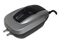 Resun AIR-4000 Компрессор двухканальный для аквариума до 400л