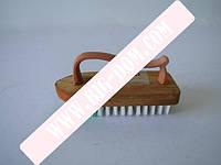 Щетка утюжок деревянный 14 см VT6-14115