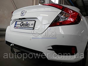 Фаркоп Honda Civic 2016-