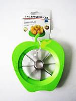 Яблокорезка в форме яблока 13.5х13.5 см