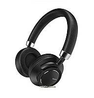 Bluetooth наушники с микрофоном Hoco W10 Cool Yin Black