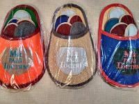 Набор гостевых тапочек 5 в 1, гостевой набор тапочек 5 в 1, тапочки для гостей, тапочки