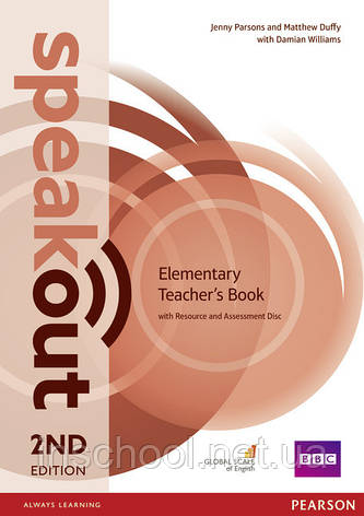 Speakout 2nd Edition Elementary Teacher's Guide with Resource & Assessment Disc ISBN: 9781292120140, фото 2