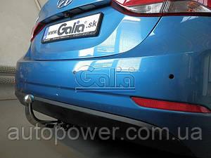 Фаркоп Hyundai Elantra 2011-2016