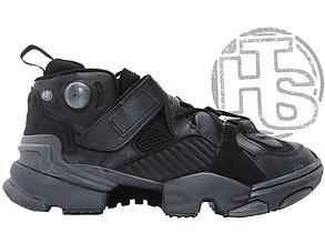 Мужские кроссовки Reebok Genetically Modified Pump Vetements Black CN0409