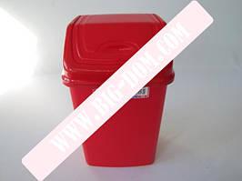 Ведро мусорное №1 Senyayla 4175 4,2л