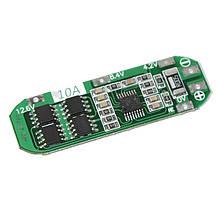 Зарядная плата для литиевой батареи 18650 10А разъем micro-USB