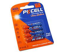 Батарейка AAA LR03 щелочная PKCELL Ultra 4 шт 1.5V Blister 511928