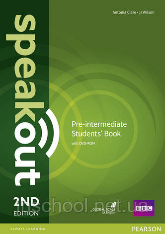 Speakout 2nd Edition Pre-intermediate Coursebook with DVD Rom ISBN: 9781292115979, фото 2