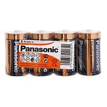 Батарейка D LR20 щелочная Panasonic Alkaline Power 4 шт 1.5V Blister LR20REB/4P