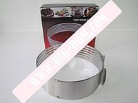Кольцо разъёмн. для нарезки бисквитовVT6-17953