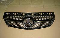Решетка радиатора на Mercedes A-Сlass W176, фото 1