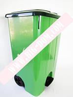 Контейнер для мусора 85л на колёсах 4265