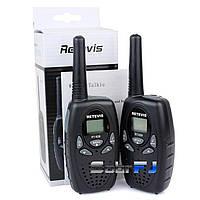 Рация RETEVIS RT-628 радиостанция КОМПЛЕКТ 2 ШТУКИ, фото 1
