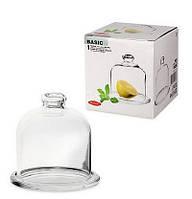 Лимонница Бейсик 10 см стеклянная