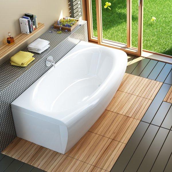 Прямоугольные ванны Ravak