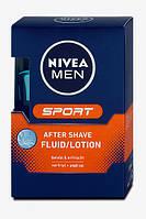 Nivea Men After Shave Lotion Sport - Бальзам после бритья  100 мл