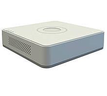 Видеорегистратор HDTVI HikVision DS-7104HQHI-K1 White