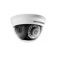 Камера HDTVI HikVision DS-2CE56D0T-IRMMF 2.8 White/Black
